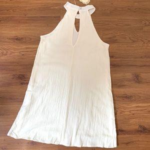 Halter Neck Cotton Sundress